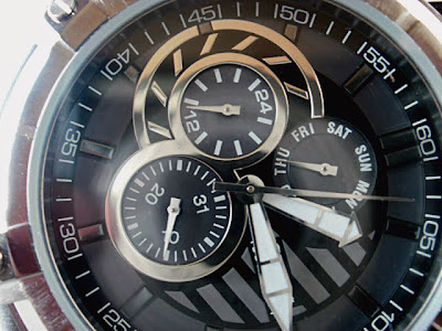 GUESS On The Town Men's Watch Collection, Stylish Gifts For Him