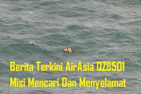 Berita Terkini AirAsia QZ8501