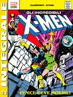 X-Men Integrale #11