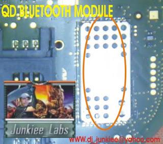 Solusi Perbaikan Nokia N Gage QD Bluetooth module