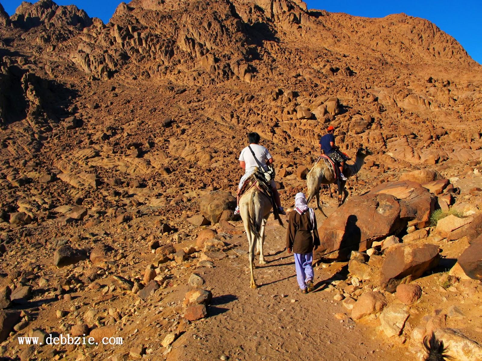Setapak Menuju Gunung Sinai