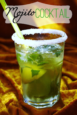 Foto vom Cocktail Mojito
