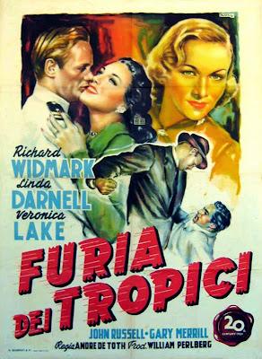 Furia del trópico (1949) Descargar y ver Online Gratis