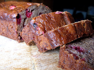 Dec new+135a Cranberry Banana Bread