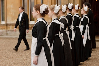 Downtown Abbey servants