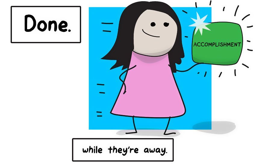 Having Problems Facing Anxiety And Depression? Then You Need To See This Amazing Comic