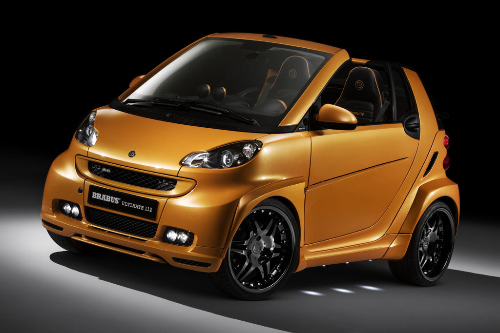 Mercedes benz smart car classic cars for Mercedes benz small car