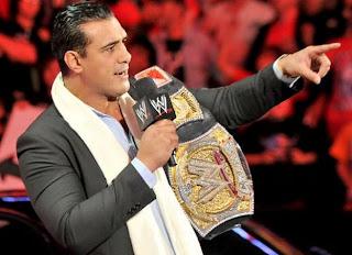 WWE Alberto Del Rio