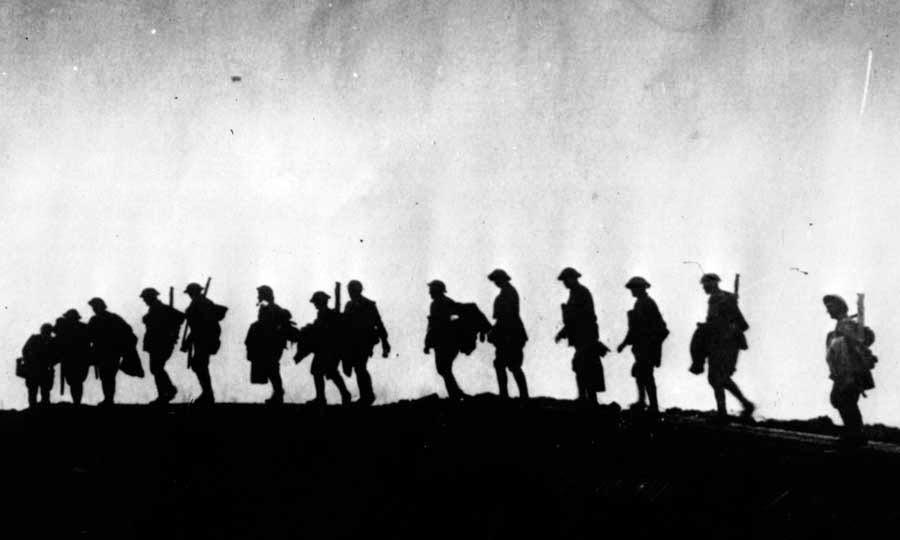 สงครามโลกครั้งที่ 1 พรากชีวิตลูกชายคนรองของบีทีไป