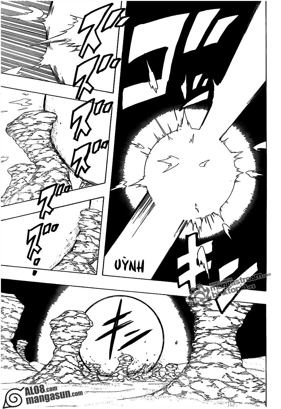 Naruto chap 546 Trang 14 - Mangak.info