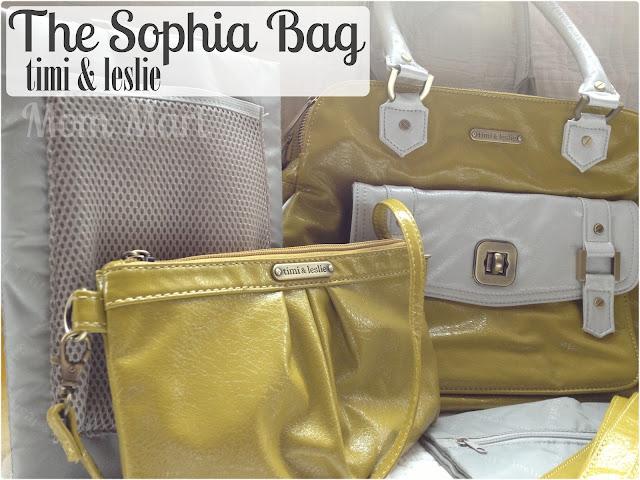 The Sophia Bag by Timi & Leslie