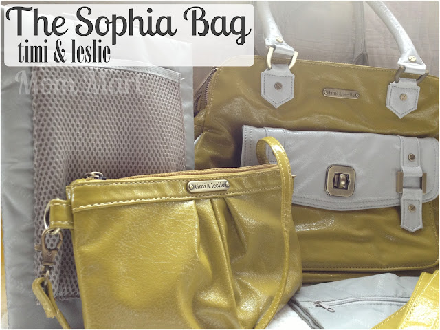The Sophia Bag by Timi & Leslie