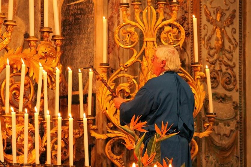 Tradizioni Trasteverine:Giovedì Santo e la veglia delle 'Quarantore'