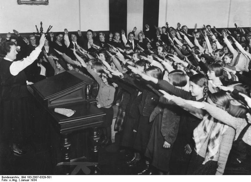 successful indoctrination german youth under nazi regime During the 1920s, germany, like many nations, had a variety of youth  joining  the hitler youth---evidence that one could successfully resist this indoctrination.