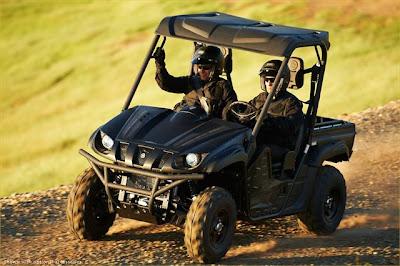 Tactical Black Special Edition Rhino 700 FI
