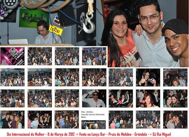 DJ Rui Miguel @ Lança Bar - 8 Março/12