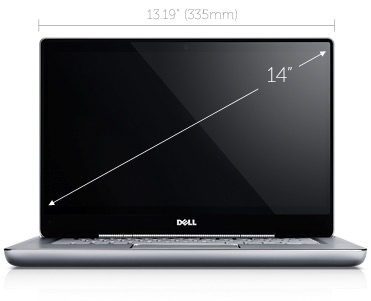 Dell XPS 14z Overview and Technical Specifications screenshot 1