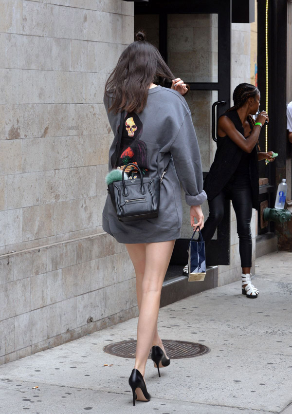 Street Style kendall jenner 10