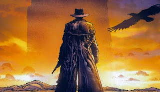 Idris Elba's newest role maybe as the gunslinger Roland Deschain in Stephen King's book series The Dark Tower.