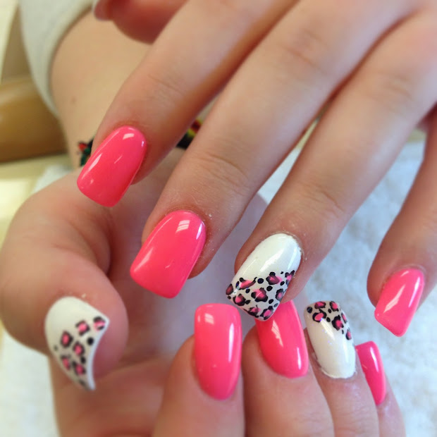 creative manicure ideas love