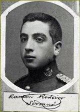 Teniente Ramón Rodeiro Serrano