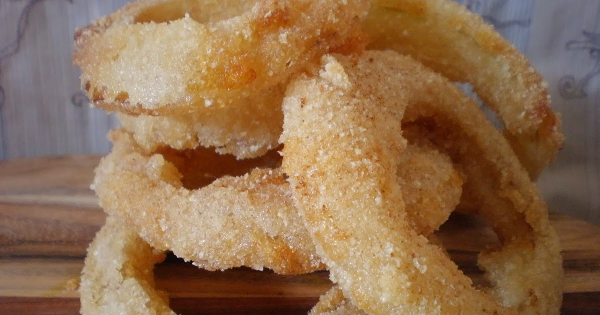 Onion Rings Without Flour