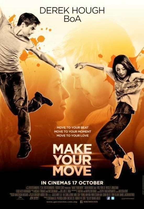 Make Your Move – Legendado