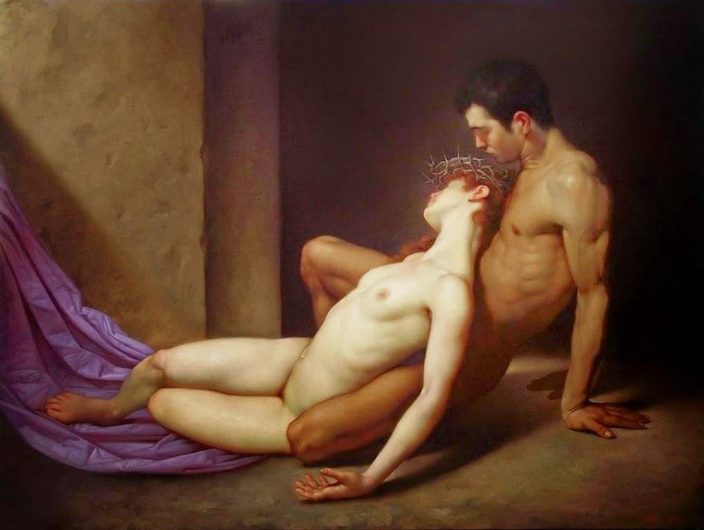 oleos-de-desnudos-masculinos