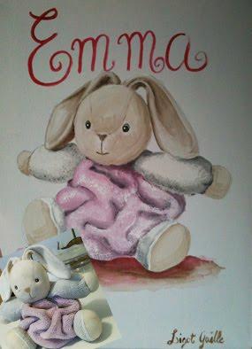 Le lapin d'Emma