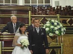 Casamento do irmão Alfredo.