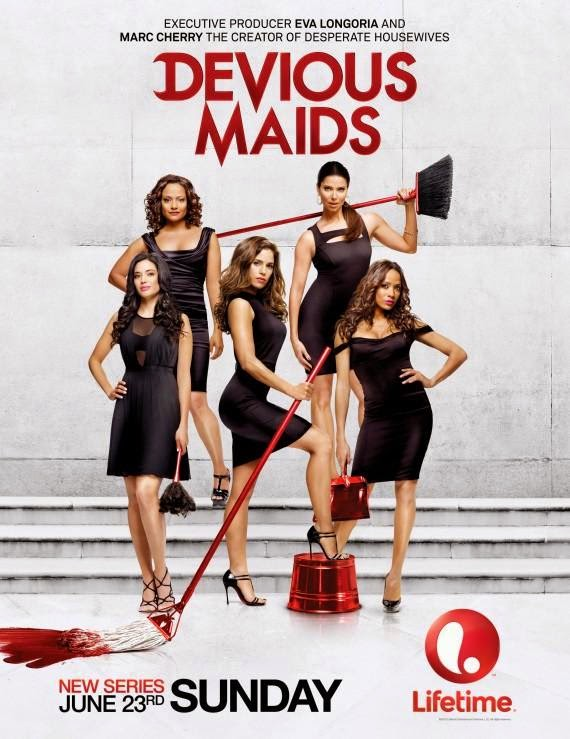 Devious Maids – Todas as Temporadas Dublado / Legendado (2013)
