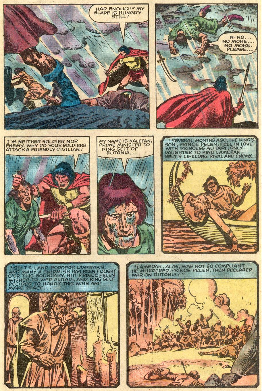 Conan the Barbarian (1970) Issue #148 #160 - English 4