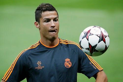 Cristiano Ronaldo Berikan Komentarnya Jelang Hadapi Barca
