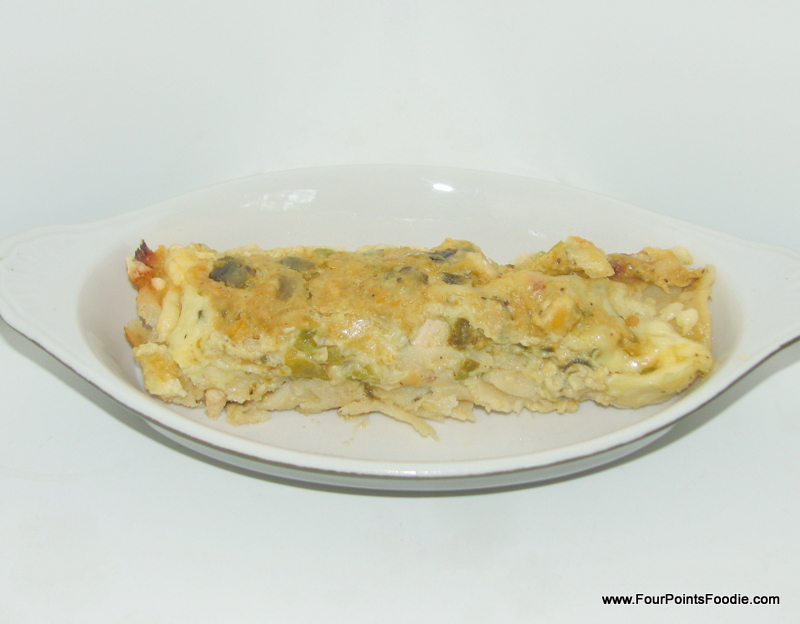 ... Four Points Foodie: Fire Roasted Hatch Green Chile Chicken Enchiladas