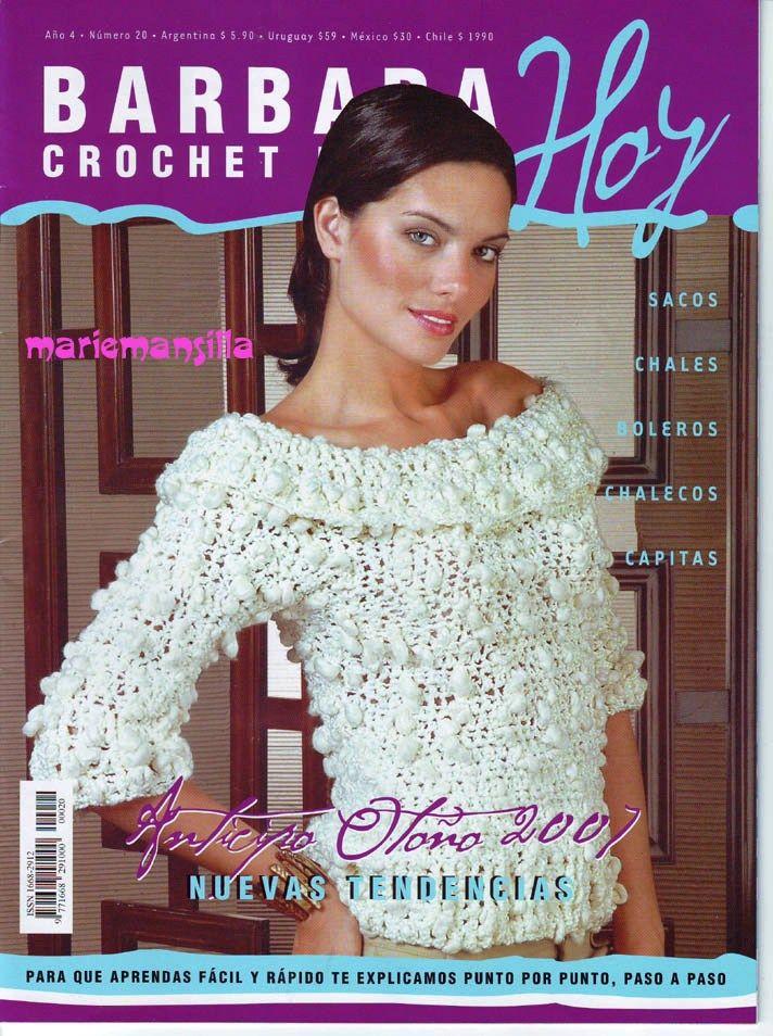 Revista: Bárbara Crochet hoy (paso a paso)