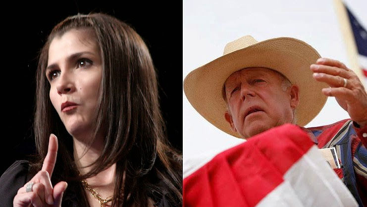 Dana Loesch Defends Cliven Bundy's Blatant Racism