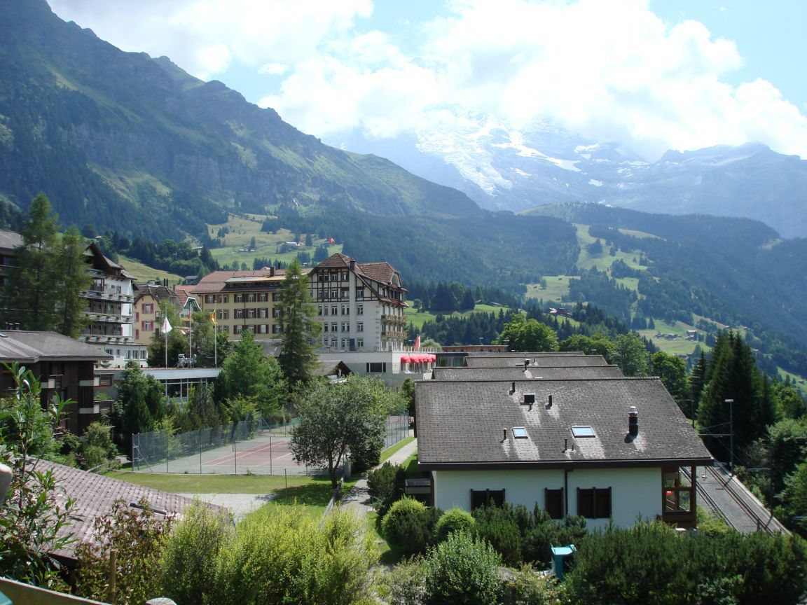Wengen Switzerland  city pictures gallery : TOP WORLD TRAVEL DESTINATIONS: Wengen, Switzerland