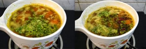 how to make rasam