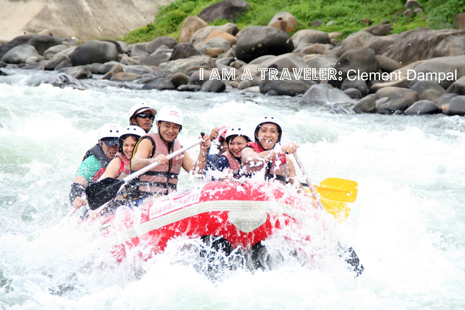 Cagayan De Oro The White Water Rafting Capital Of Philippines