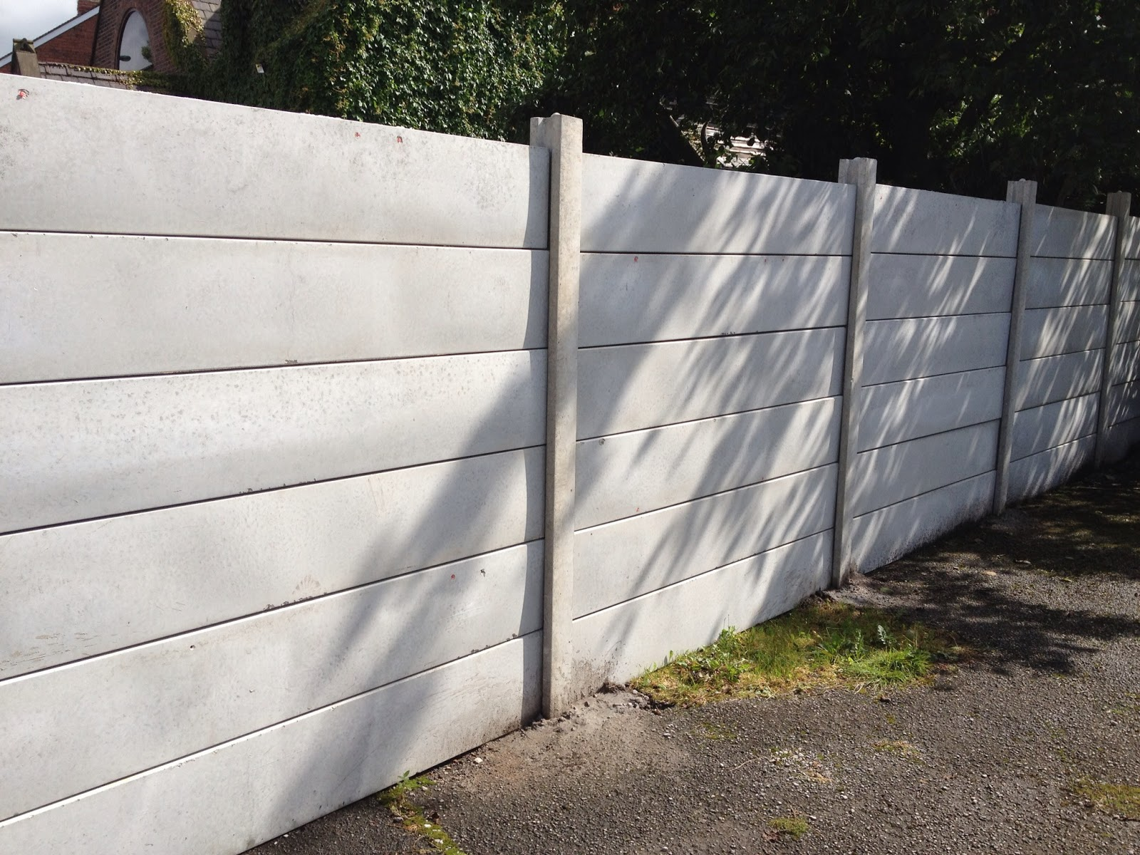 Improving Fence Security With Concrete Gravel Boards
