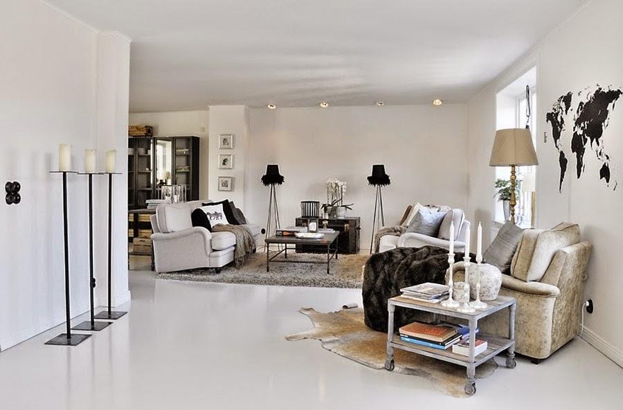 wystrój wnętrz, home decor, wnętrza, mieszkanie, dom, aranżacje, białe wnętrza, salon, pokój dzienny