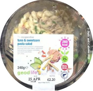 The Co-operative good life... tuna & pasta salad