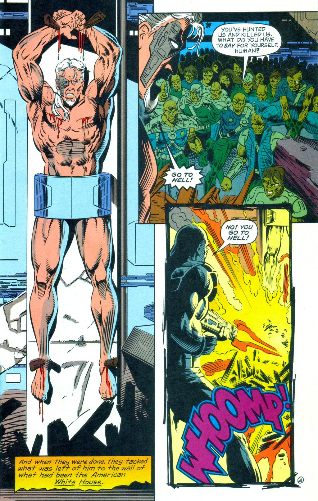 Deathstroke (1991) Annual 3 #3 - English 9