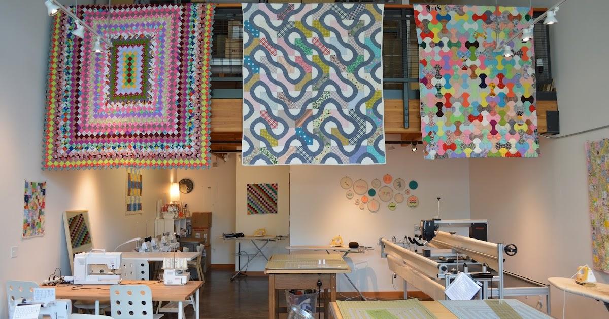 Wonkyworld Mid Century Modern Quilts At Modern Domestic Pdx