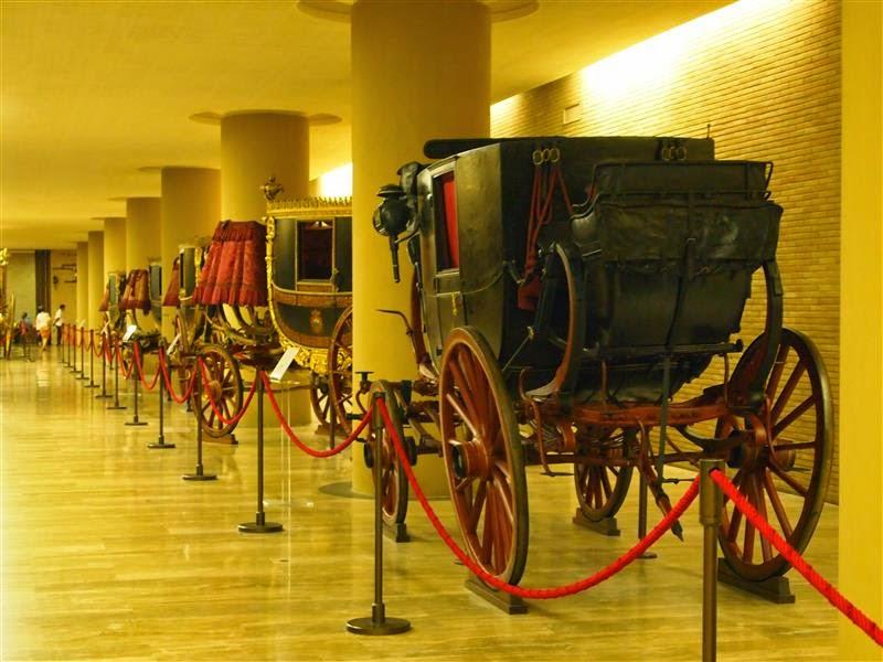 Carruajes del Vaticano