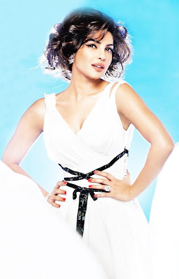 priyanka chopra shoot for hello magazine scan actress pics