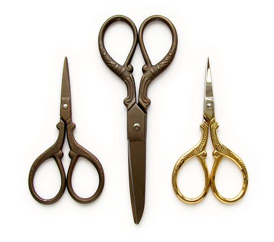 "ножницы серии ""retro"", small scissors"