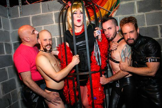 new in york clubs Bdsm