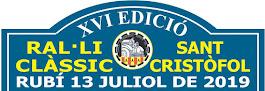XV RAL·LI CLÀSSIC SANT CRISTÒFOL