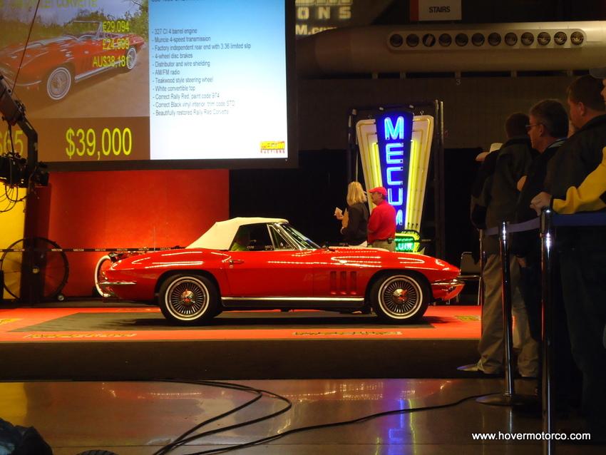 Hover motor company kansas city auto shows car cruises Motor city car auction